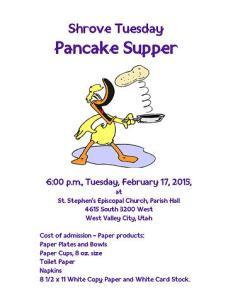 pancakesupper